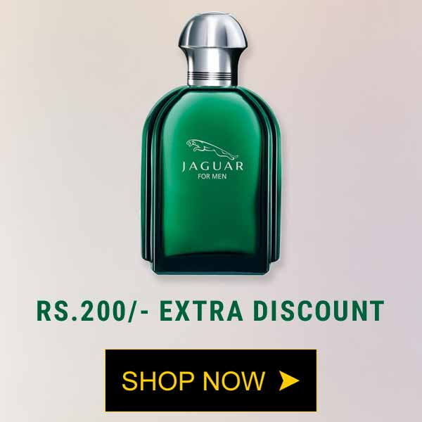 Buy Jaguar Men Perfumes Deodorants Online in India - DeoBazaar