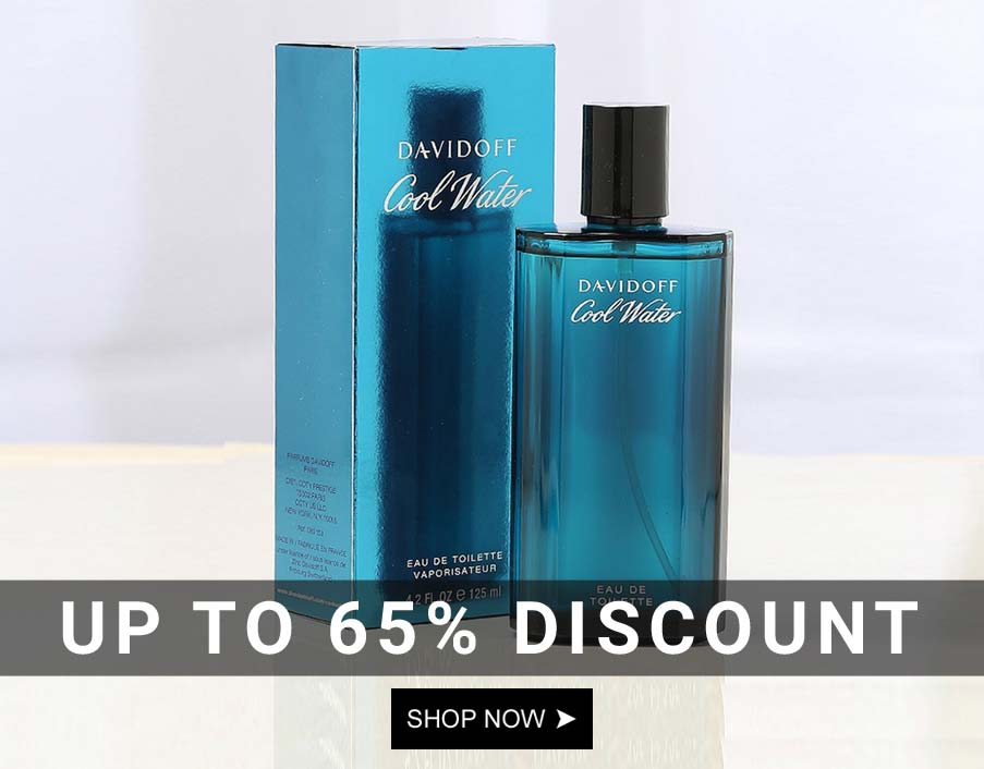 Davidoff cool water fragrances for men and women