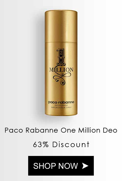 Paco Rabanne One Million Deodorant Spray