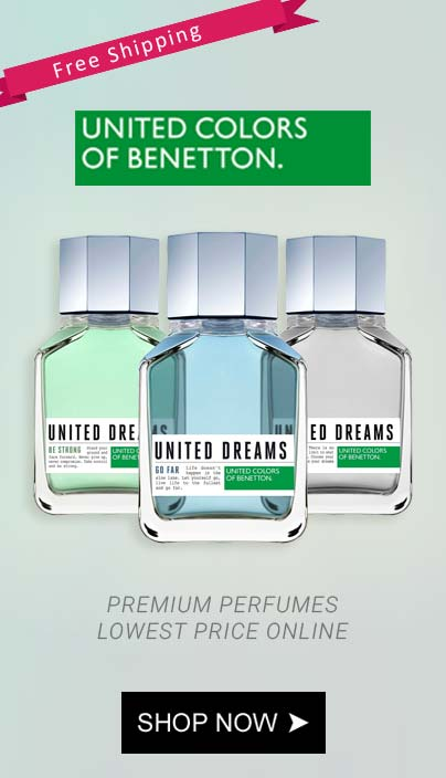 United Colors Of Benetton Perfumes