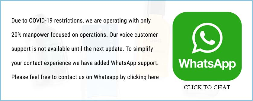 Whatsapp contact us on DeoBazaar