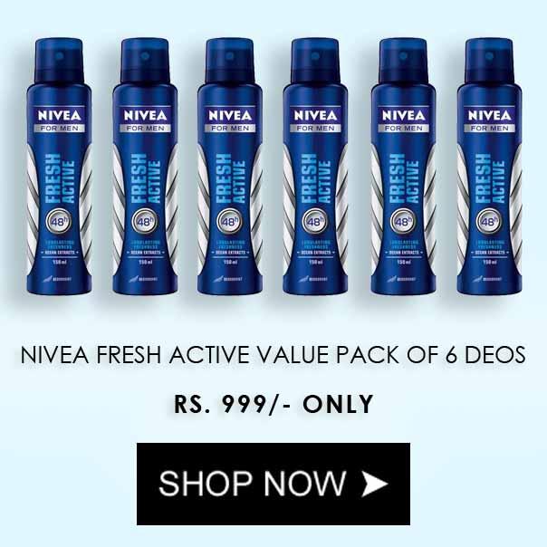 Nautica Pack Of 4 Deodorants For Men, nautica men deodorants, imported deodorants online in India lowest price and free shipping