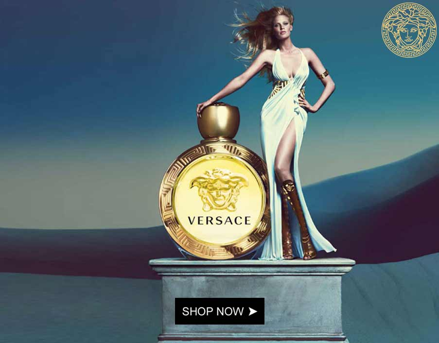 Versace perfumes for men and women in India