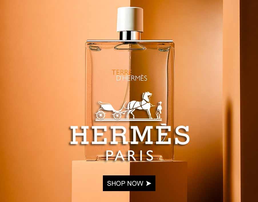 Hermes perfumes and deodorants online in India
