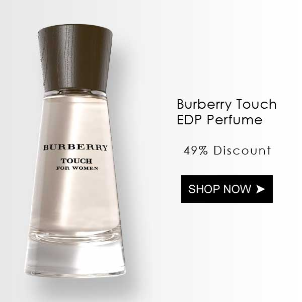 Burberry Touch EDP Perfume Spray For Women