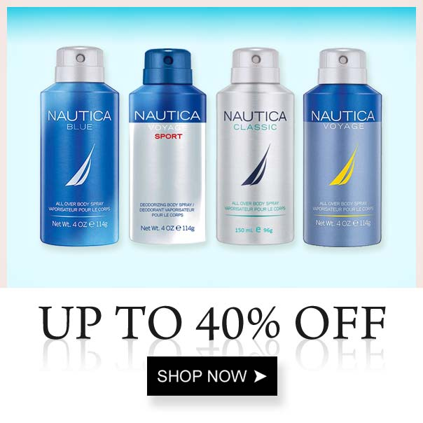 Nautica deodorants online in india, Buy nautica deodorants at lowest price