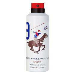 Beverly Hills Polo Club Sport No 9 Deodorant Spray