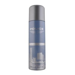 Police Light Blue Deodorant