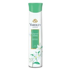 Yardley London Jasmine Deodorant For Women