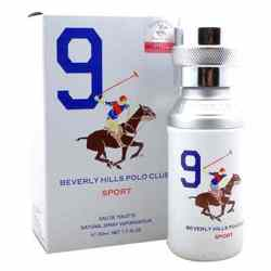 Beverly Hills Polo Club Sport No. 9 EDT For Men