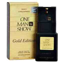 One Man Show Gold Edition EDT