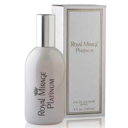 Royal Mirage Platinum Cologne
