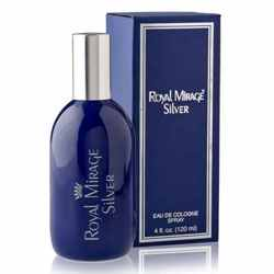 Royal Mirage Silver Cologne