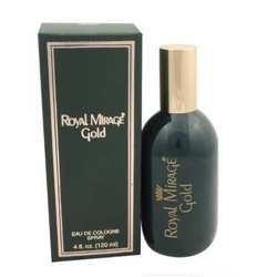 Royal Mirage Gold Cologne