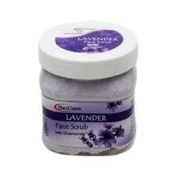Bio Care Lavender Exfoiating Face Scrub