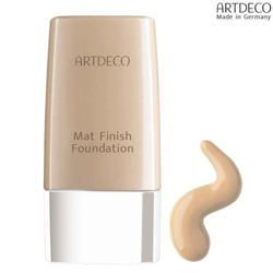 Artdeco Matt Finish Foundation Deep Honey -MFF24
