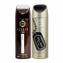 Armaf Paraty, Tag Him Pack of 2 Deodorants
