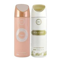 Armaf Vanity Femme Essence, High Street Pack of 2 Deodorants