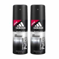 Adidas Dynamic Pulse Pack Of 2 Deodorants