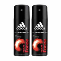 Adidas Team Force Pack Of 2 Deodorants
