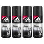 Adidas Value Pack Of 4 Dynamic Pulse Deodorants