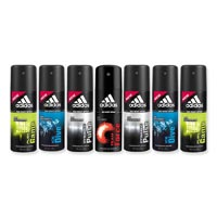 Adidas Value Pack Of 7 Deodorants - 2 Dynamic Pulse, 2 Ice Dive, 2 Pure Game And Team Force