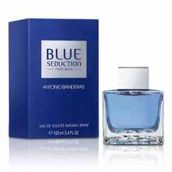 Antonio Banderas Blue Seduction EDT Perfume Spray