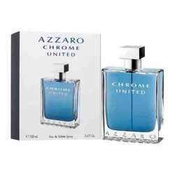 Azzaro Chrome United EDT Perfume Spray For Men