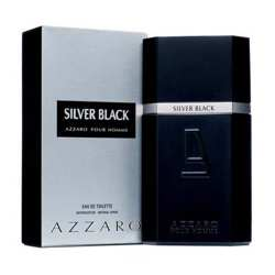 Azzaro Silver Black EDT Perfume Spray