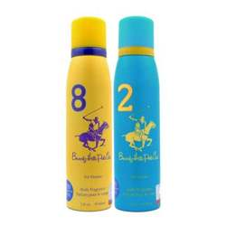 BHPC Sport 8 And 2 Pack Of 2 Lasting Deodorants For Women