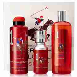 BHPC Sports No 1- 3 Piece Giftset