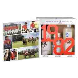 BHPC Sports No 9 - 3 Piece Giftset