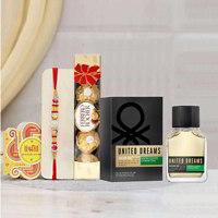 Benetton Dream Big Perfume Rakhi Gift Pack