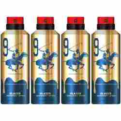 Beverly Hills Polo Club Blazer No 9 Gold Edition Pack of 4 Deodorants