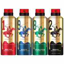 Beverly Hills Polo Club Gold Edition Pack of 4 Deodorants For Men