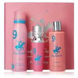 Beverly Hills Polo Club No.9 - 3 Piece Giftset