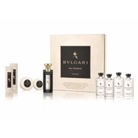 Bvlgari Eau Parfumee Au The Noir 10 Piece Gift Set