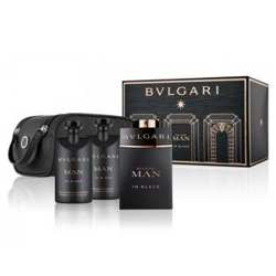 Bvlgari Man Black 3 Piece Gift Set