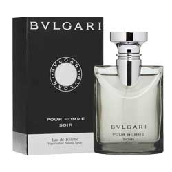 Bvlgari Pour Homme Soir EDT Perfume Spray