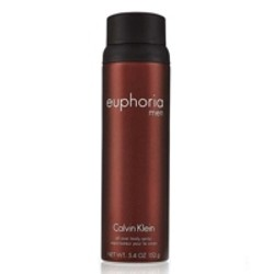 Calvin Klein Euphoria All Over Body Spray Deodorant Spray