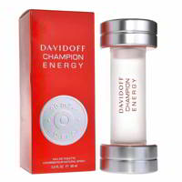 Davidoff Champion Energy EDT Perfume Spray