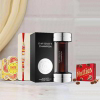 Davidoff Champion Perfume Rakhi Gift Pack