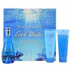 Davidoff Cool Water 3 Piece Gift Set
