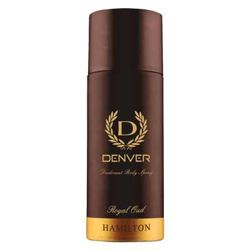 Denver Hamilton Royal Oud Deodorant Spray