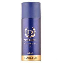 Denver Hamilton Pride Deodorant Spray For Men