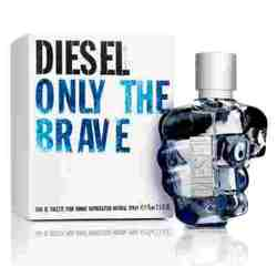 Diesel Only The Brave EDT Perfume Spray