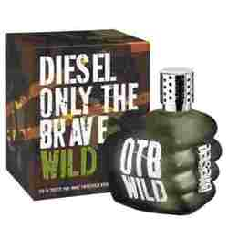 Diesel Only The Brave Wild EDT Perfume Spray
