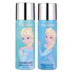 Disney Frozen Snowflake And Blue Frost Pack of 2 Deodorants