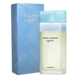 Dolce and Gabbana Light Blue EDT Perfume Spray