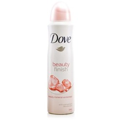 Dove Beauty Finish No-Alcohol Deodorant